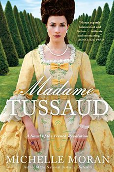 Madame Tussaud book cover