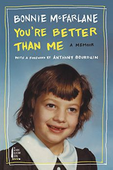 You're Better Than Me book cover