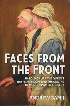 Faces from the Front book cover