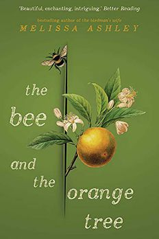 The Bee and the Orange Tree book cover