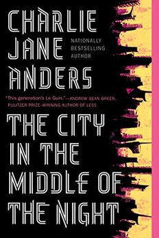 City in the Middle of the Night book cover