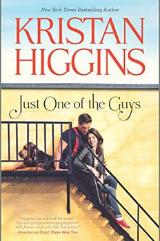 Just One of the Guys book cover