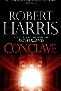 Conclave book cover