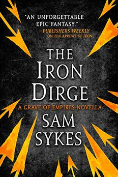 The Iron Dirge book cover