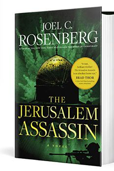 The Jerusalem Assassin book cover