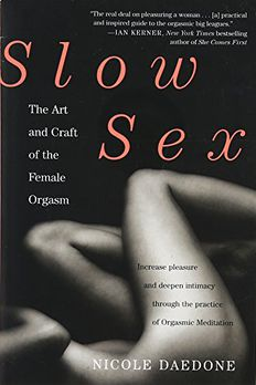 Slow Sex book cover