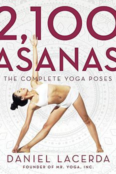 2,100 Asanas book cover