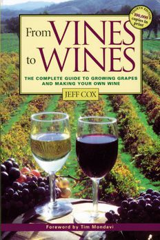 From Vines to Wines book cover