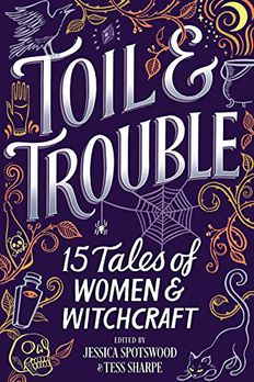 Toil & Trouble book cover