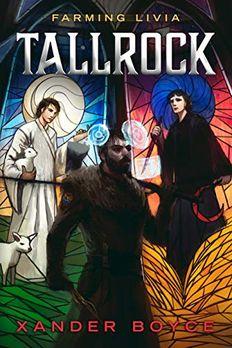 Tallrock book cover