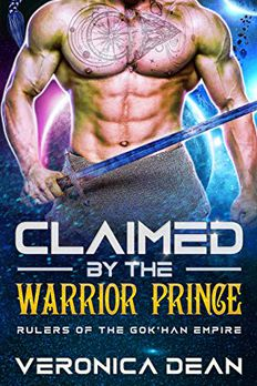 Claimed by the Warrior Prince book cover