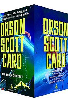 The Ender Quartet Boxed Set book cover