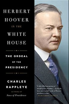 Herbert Hoover in the White House book cover