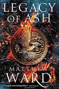 Legacy of Ash book cover