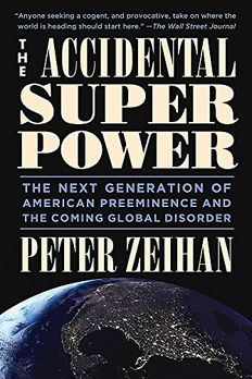 The Accidental Superpower book cover