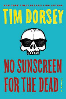 No Sunscreen for the Dead book cover