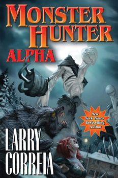 Monster Hunter Alpha book cover