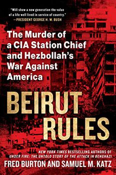 Beirut Rules book cover
