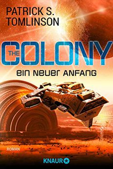 The Colony - ein neuer Anfang book cover