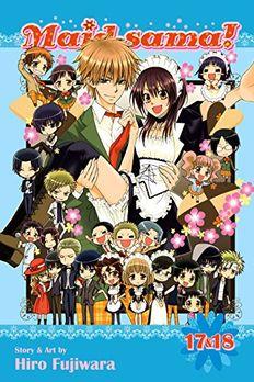 Maid-sama! Vol. 9 book cover
