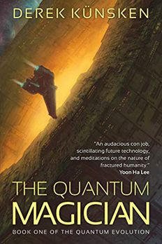 The Quantum Magician book cover