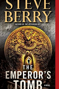 The Emperor's Tomb book cover