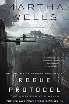 Rogue Protocol book cover