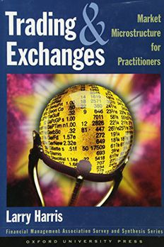 Trading and Exchanges book cover