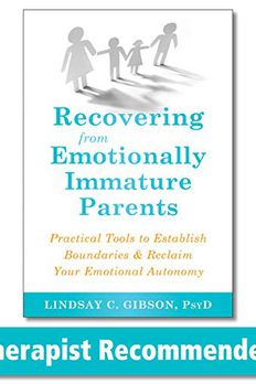 Recovering from Emotionally Immature Parents book cover
