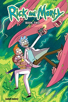 Rick and Morty Book Two book cover