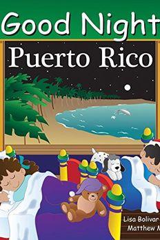 Good Night Puerto Rico book cover
