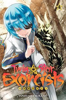 Twin Star Exorcists book cover
