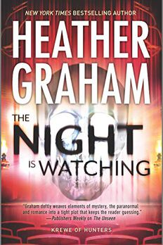 The Night Is Watching book cover