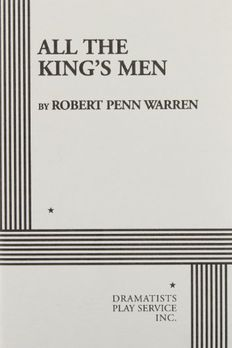 All the King's Men book cover