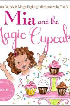 Mia and the Magic Cupcakes book cover