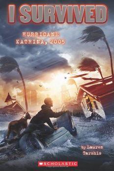I Survived Hurricane Katrina, 2005 book cover