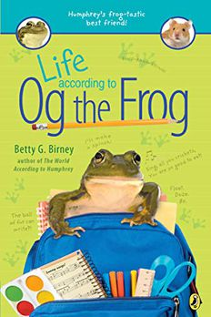 Life According to Og the Frog book cover