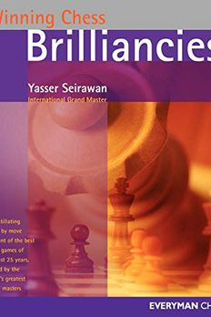 Winning Chess Brilliancies book cover