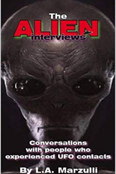 The Alien Interviews book cover