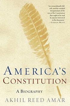 America's Constitution book cover