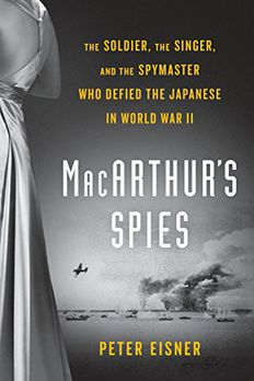 Macarthur's Spies book cover