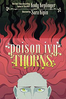 Poison Ivy book cover