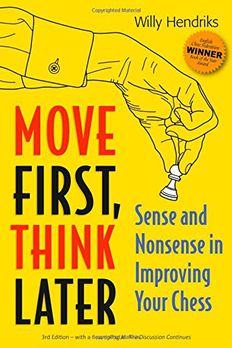 Move First, Think Later book cover