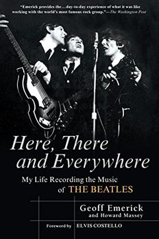 Here, There and Everywhere book cover