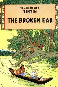 The Broken Ear book cover