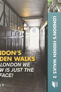 Londons Hidden Walks Volumes 1 3 book cover