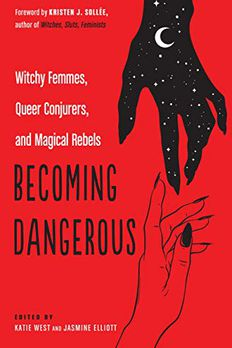 Becoming Dangerous book cover