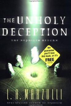 The Unholy Deception book cover