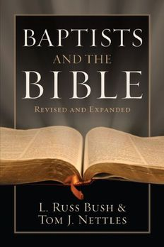 Baptists and the Bible book cover