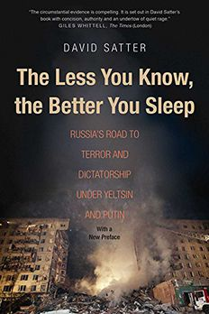 The Less You Know, the Better You Sleep book cover